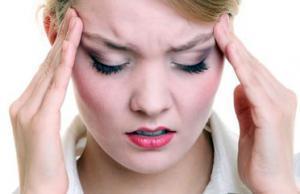 Hormone headache