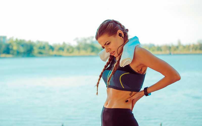 low back pain - physical risk factors