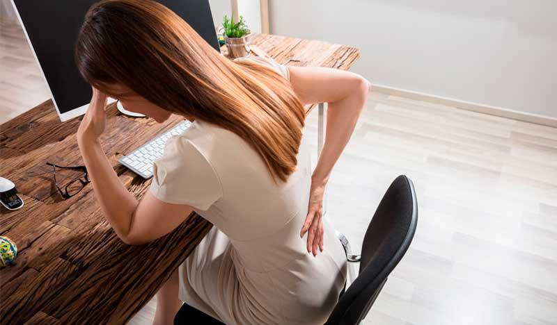 Back Pain - Symptom not a True Diagnosis