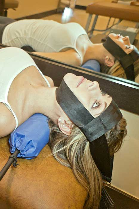 Corrective Chiropractic Care - Vibration Traction