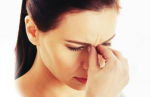 Headaches - Sinus headaches