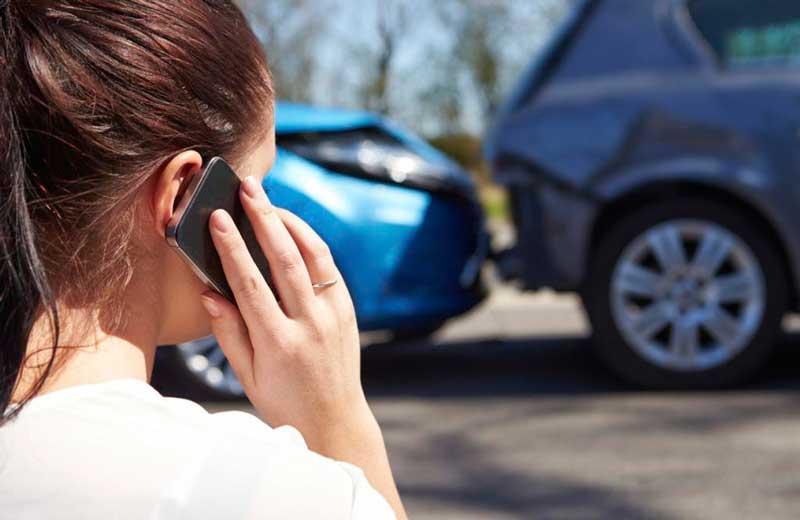 Servicios - Accidente Automovilístico