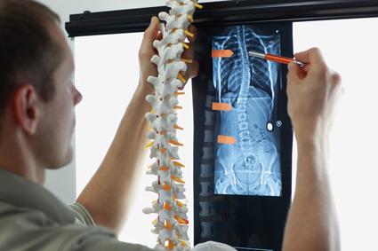 Association between spinal alignment and biochemical composition of lumbar intervertebral - spinal alignment and biochemical composition of lumbar intervertebral