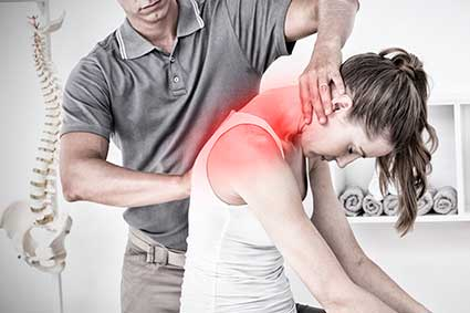 Digital posture analysis - Experience chronic neck pain -