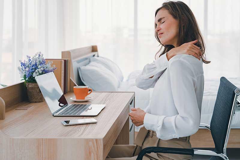 Experimente dolor de cuello crónico: experimente dolor de cuello crónico