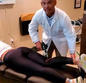 Treatments - Extremity Adjusting