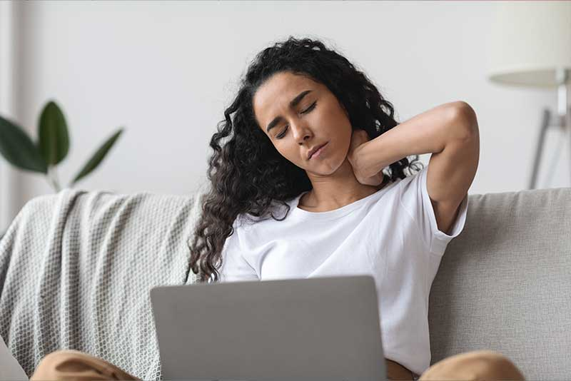 Daily activities contribute To chronic neck pain - Daily activities contribute To chronic neck pain