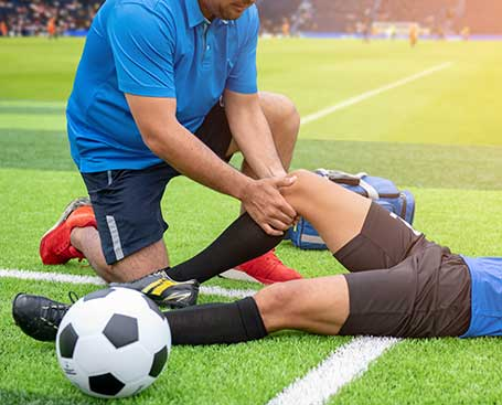 Advanced Sports Injuries Treatment Protocols - Common Sports injuries and conditions we successful treat in our office