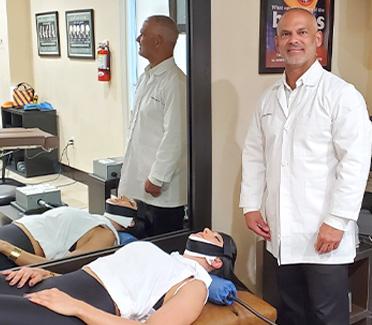 Treatments -Spinal Adjustment